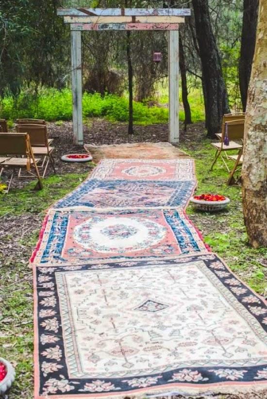 Oh mywedding alfombras persas para decorar la boda for Decoracion persa