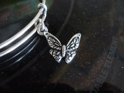 Alex And Ani Bracelet Butterfly