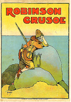 robinson crusoe summary pdf free download