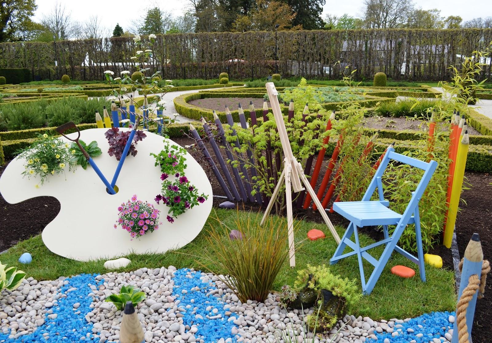 Kelli 39 s northern ireland garden pottering in the garden for Garden design ideas northern ireland
