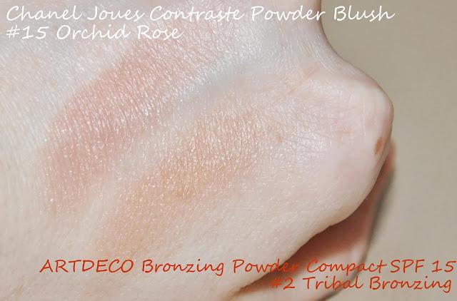 ARTDECO Bronzing Powder Compact SPF 15 #2 Tribal Bronzing