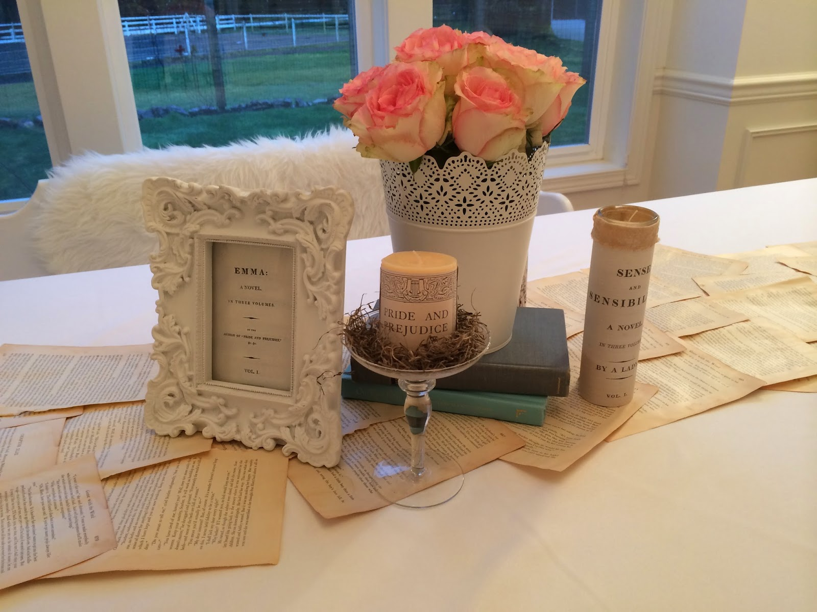Little Farmstead Jane Austen Party