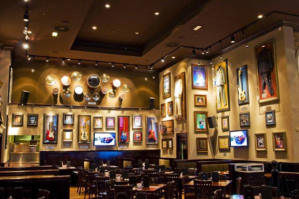 Hard Rock Cafe Santa Fe New Mexico