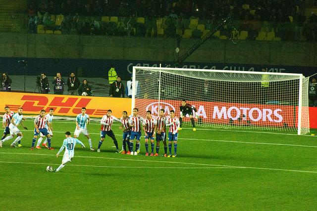 messi argentina copa america centenario