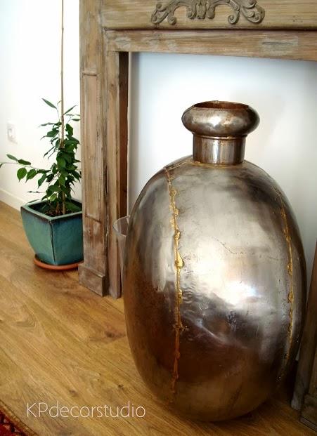 Venta de jarrones grandes para decoración de rincones y salones
