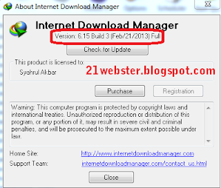 Download IDM 6.15 Build 3 Full Version +Patch