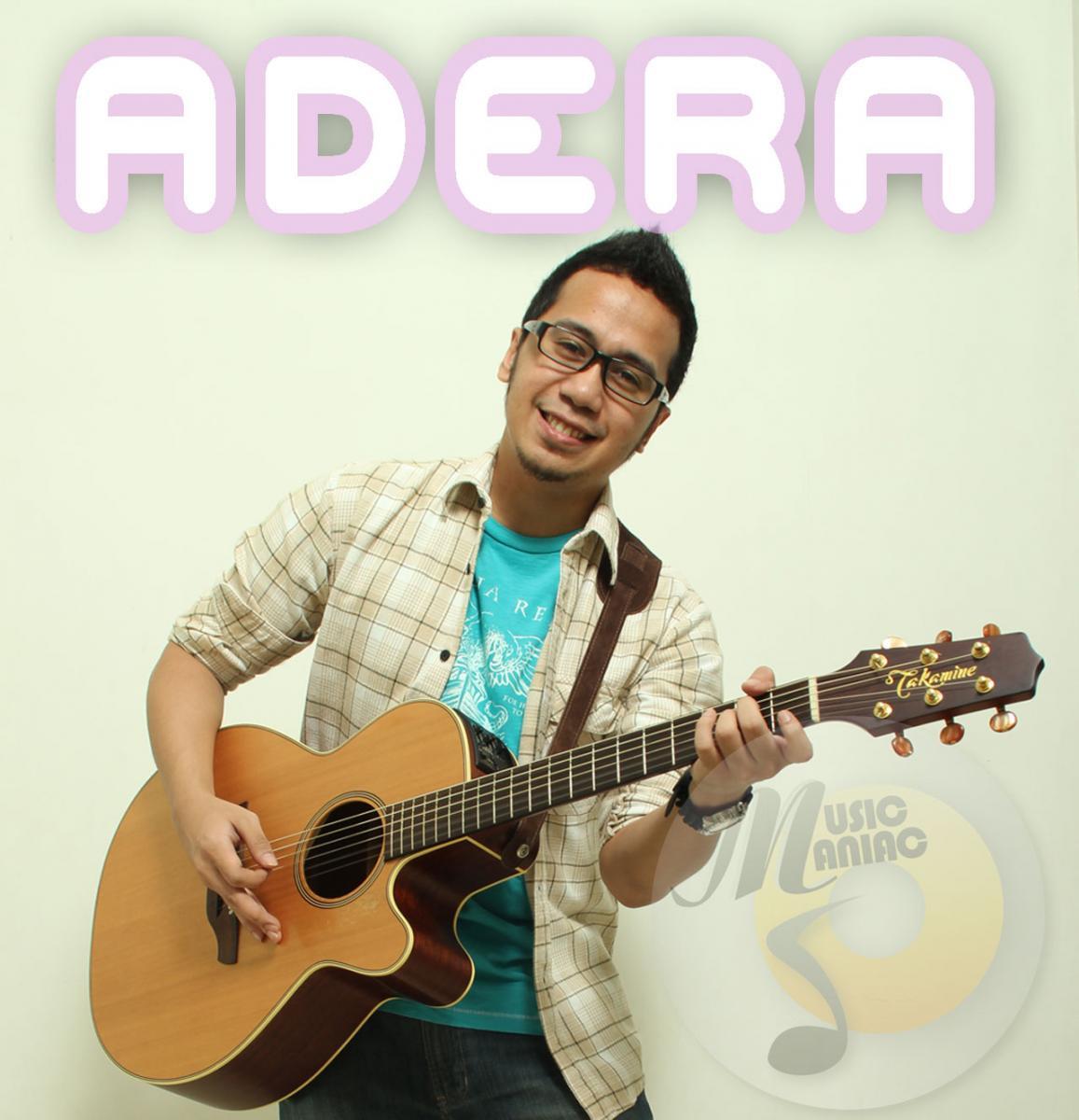 Chord Gitar Adera