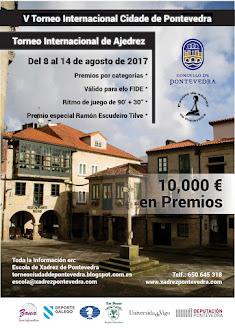 V Torneo Internacional Ciudad de Pontevedra