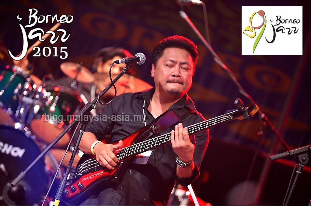 Borneo Jazz Festival 2015
