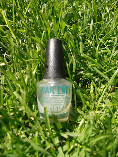 nail strengthener. OPI nail envy