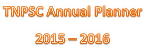 Tnpsc group 1 notification 2015 16