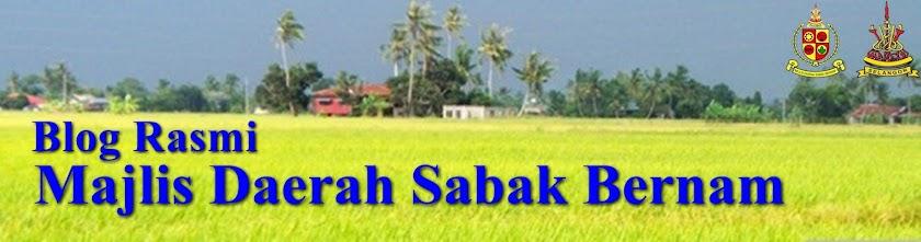 Blog Rasmi Majlis Daerah Sabak Bernam