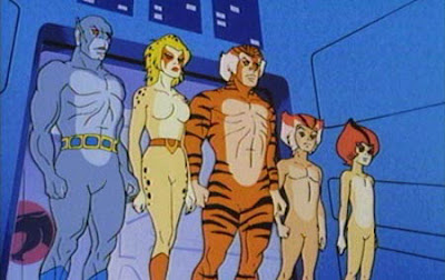 Thundercats  Episode on And In The Very First Episode Of The Animated Series