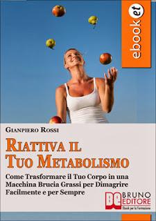 Riattiva il Tuo Metabolismo - eBook di Gianpiero Rossi
