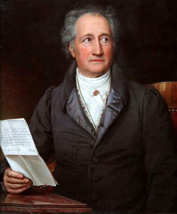 ty-phu-Johann Wolfgang von Goethe