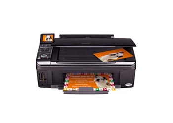 epson nx400 not printing black ink