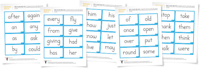 Flashcards And Dolch 3rd Worksheets of 3rd Sight  sight word worksheets grade Grade Words Gallery