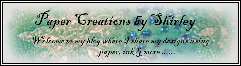 Paper Creations by Shirley