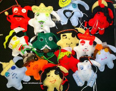 Muñecos mexicanos
