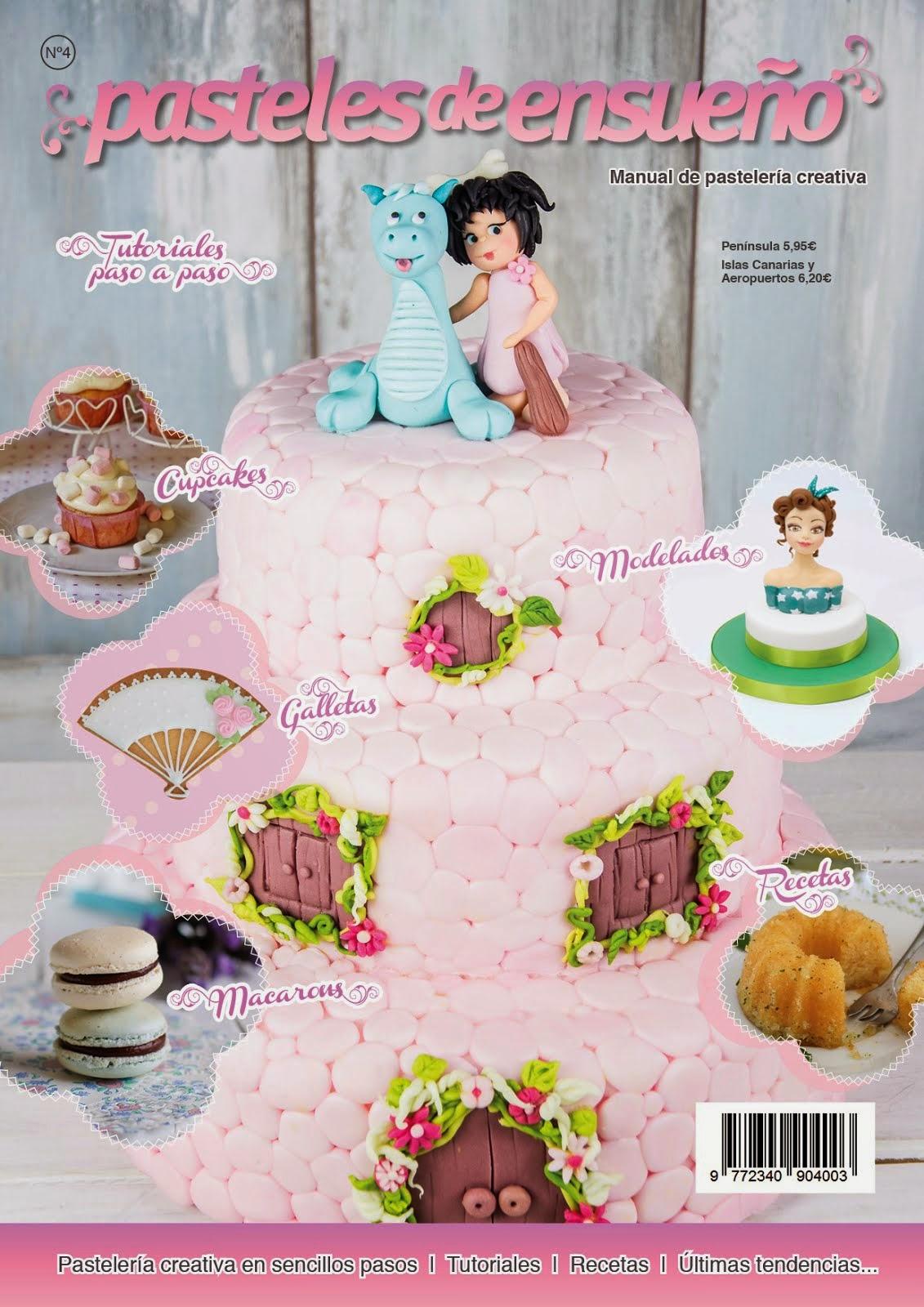 Revista de pastelería creativa