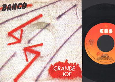 Sanremo 1985 - Banco - Grande Joe