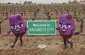 Welcome to Raisinets City