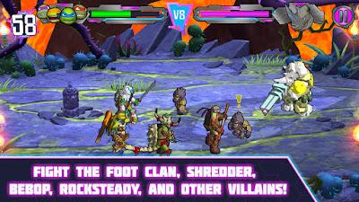 Teenage Mutant Ninja Turtles - Portal Power Apk Obb v1.3.4