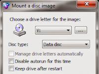 mount file *.iso gratis untuk windows menggunakan WinCDEmu