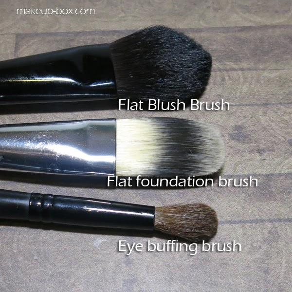 how to make foundation look less powdery