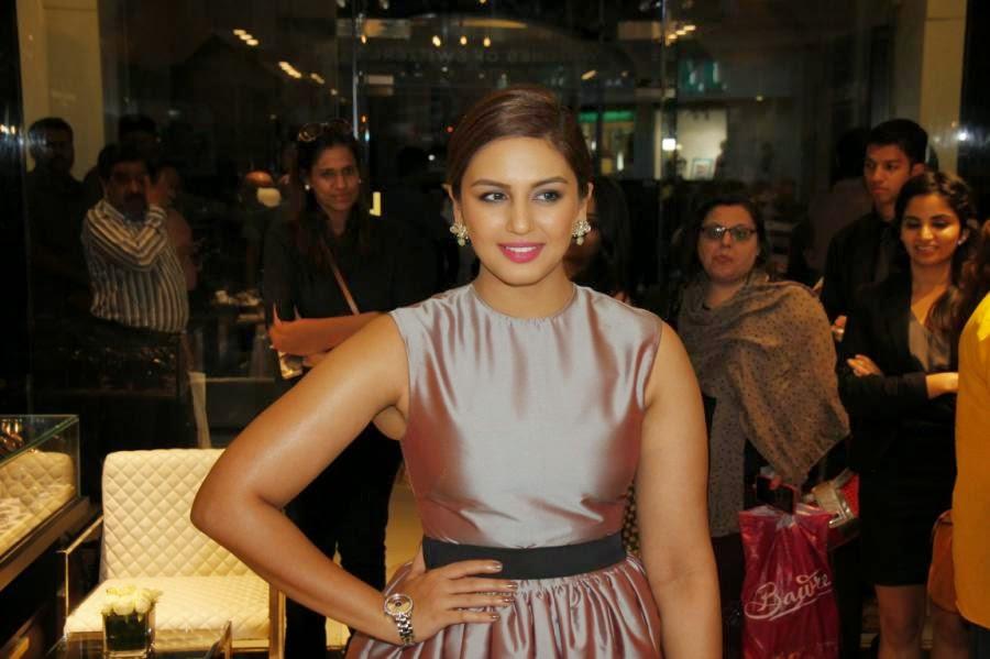 Huma Qureshi & Elli Avram at 'Watches Of Switzerland' launch