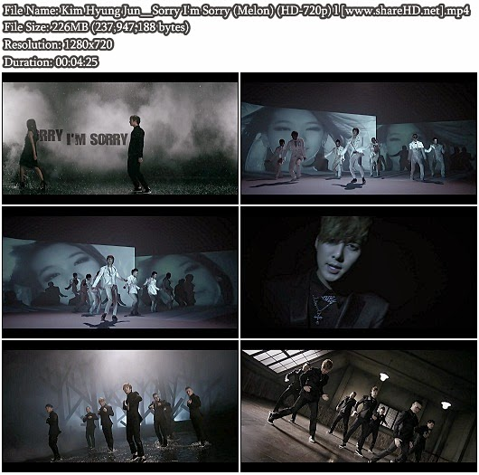 Download MV Kim Hyung Jun - Sorry I&#39;m Sorry (Melon HD 720p)