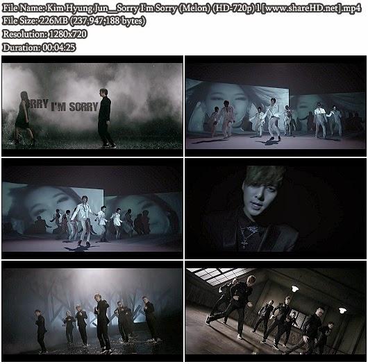 Download MV Kim Hyung Jun - Sorry I'm Sorry (Melon HD 720p)