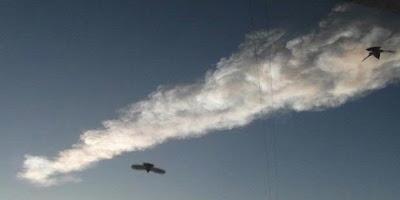 Ledakan Meteor Di Rusia