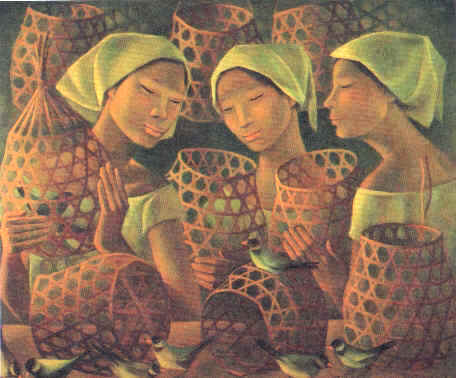 ho4 - Artist Anita Magsaysay-Ho dies at 97 - Lifestyle, Culture and Arts