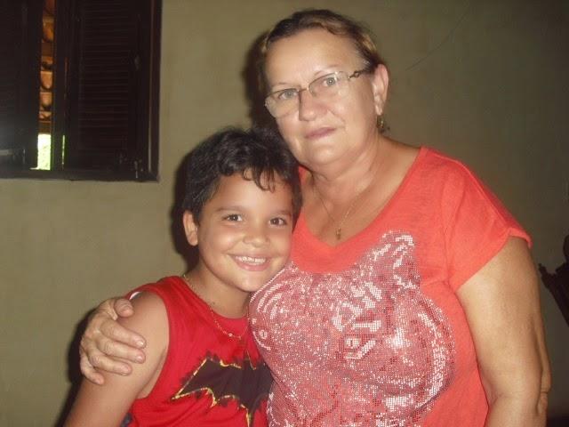 Tia Menininha/Churrasco com Amigos em sua Chácara