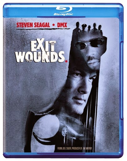 Poster Of Exit Wounds 2001 Dual Audio 300MB BRRip 576p Free Download Watch Online