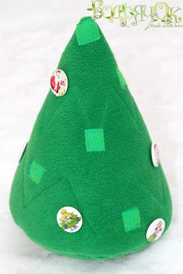 игровая елочка, развивающая игрушка елка