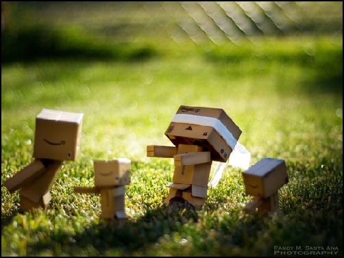Lovely Danbo Random Photography Ideas 1