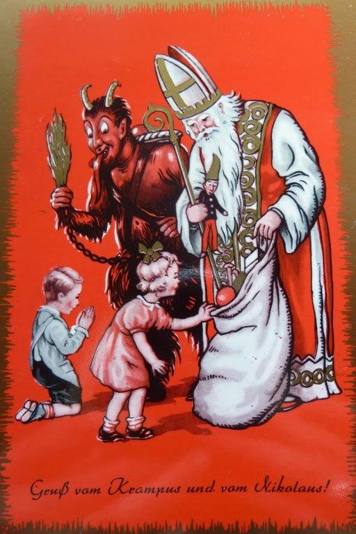 Vermont Dead Line: KRAMPUS - The Christmas Devil