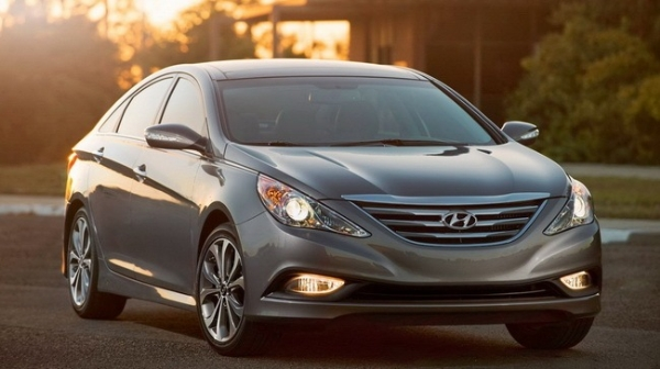 Hình ảnh Hyundai Sonata 2014