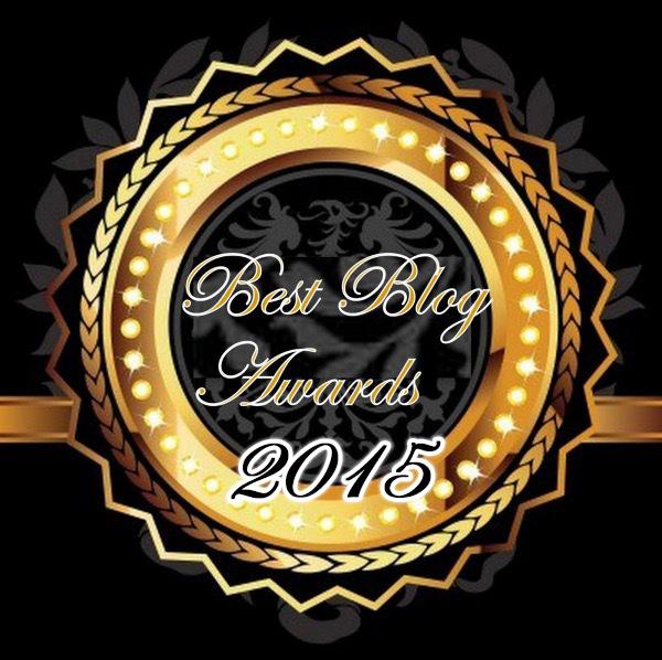 PREMIO BEST BLOG AWARD 2015!!