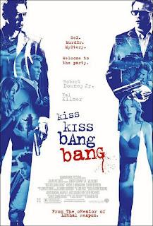 Kiss Kiss Bang Bang (Entre besos y tiros) (2005) Online