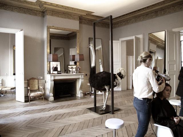 Paseo vintage por el mundo decoraci n - Peluquerias con estilo ...