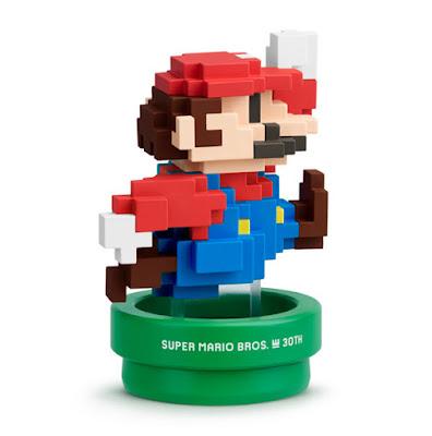JUGUETES - NINTENDO Amiibo  Figura Mario Color Moderno : Super Mario Bros 30 Aniversario   Mario Modern Color : 30th Anniversary  (11 Septiembre 2015) | Videojuegos | Muñeco  Comprar en Amazon