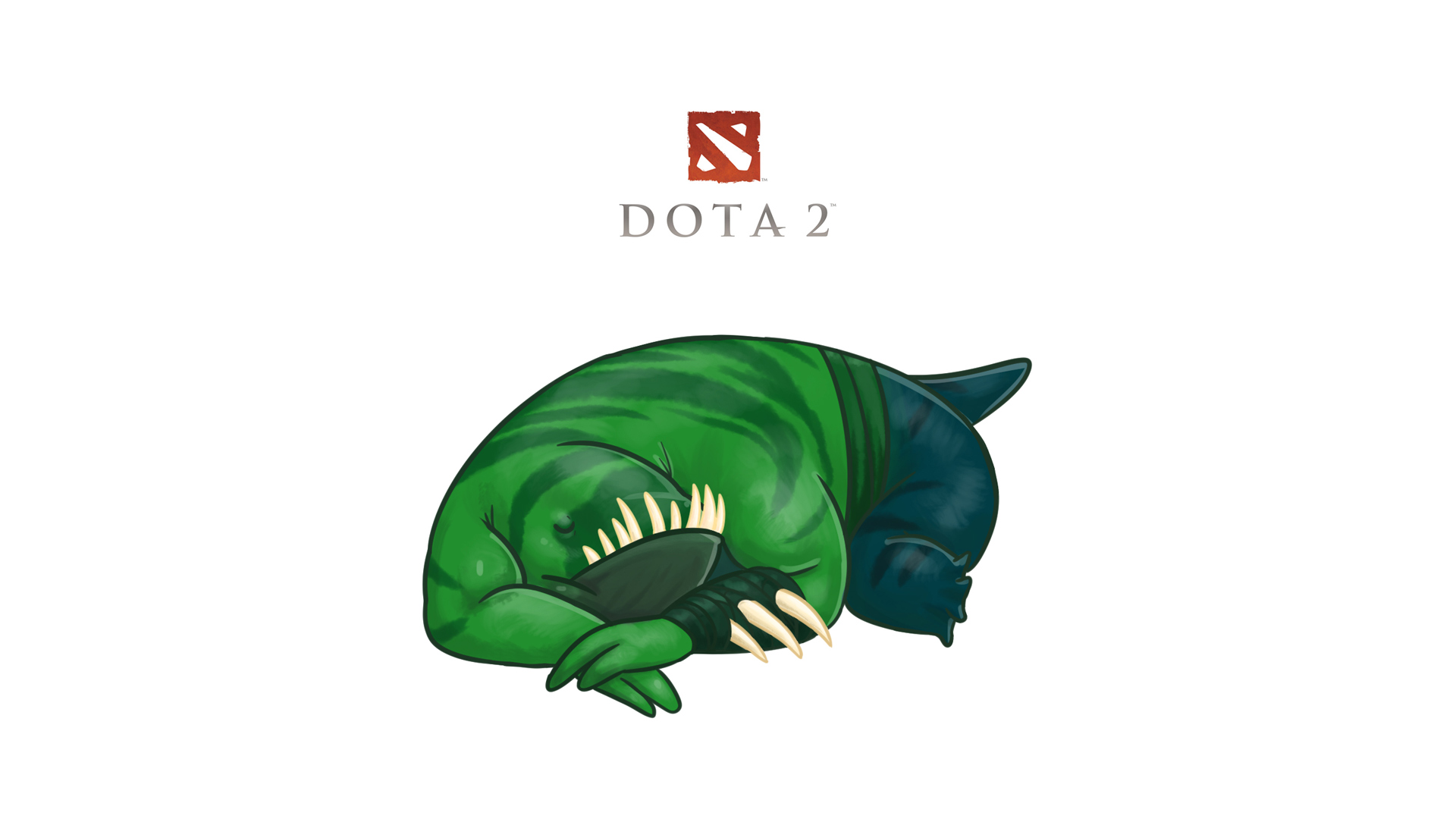 DoTA 2 Tidehunter 7l HD Wallpaper