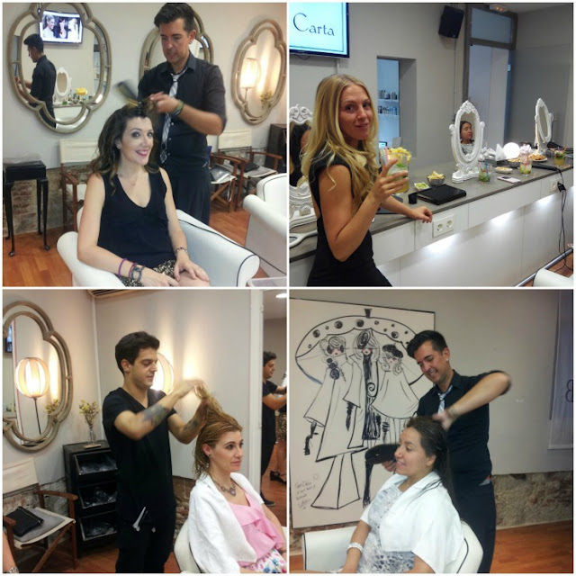 #BEAUTY. Una tarde ideal para chicas. Beauty Party en Blow Dry Bar