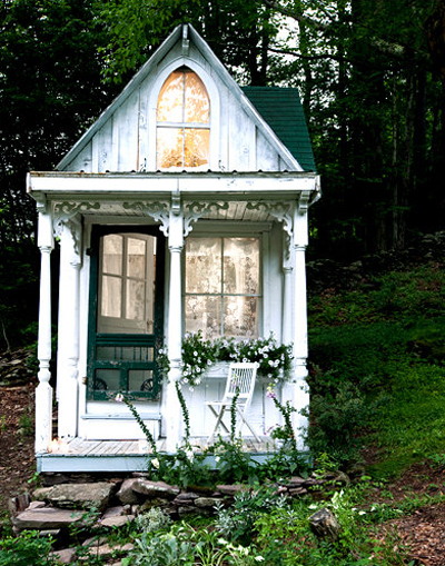 Shabby Chic Victorian Cottage