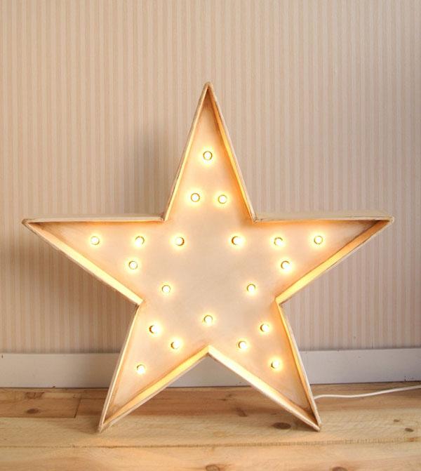 Resultado de imagen para estrella con luces