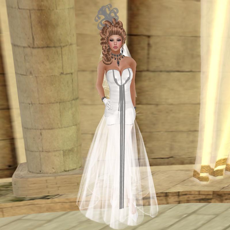 Ancient Greek Wedding Dresses