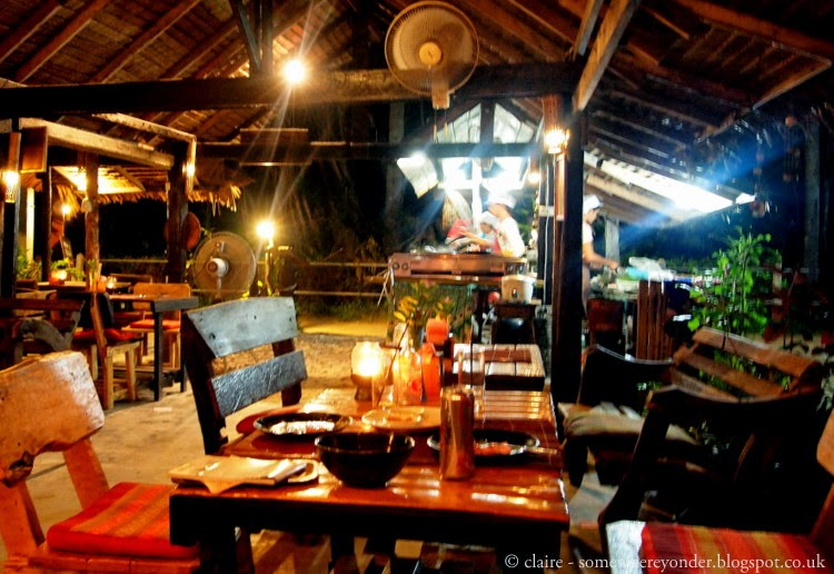 Pad Thai restaurant - Ko Phi Phi, Thailand